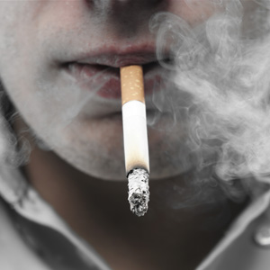 Cigarette Smoking can Cause Prolapsed Hemorrhoids